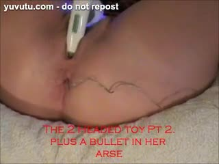 Masturb. féminine - The 2 Headed Toy. Pt2