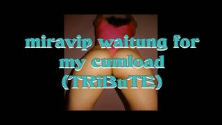 - miravip waiting for my cumload (TRiBuTE) (HD)