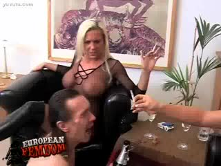 Bizzare - European Femdom Lady Lucy Lain and Lady Sharon