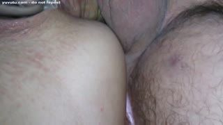 Anal - SHE TAKES ALONE IT IN HER ASSHOLE