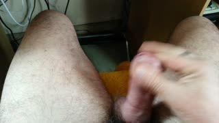 Male Masturbation - mon passe temps favori