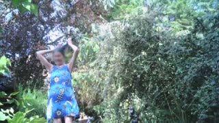 - ***** in the garden Pt1 of 4