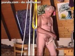 Male Masturbation - Ernst aus der Schweiz