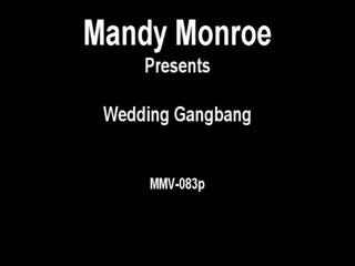 Dreier - Interracial Creampie Wedding Gangbang