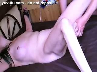 Anal - Bondage, dildos, anal, pt 2 of 2