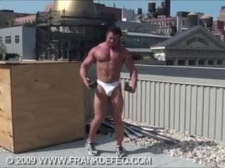 Gay - Frank Defeo muscle hunk
