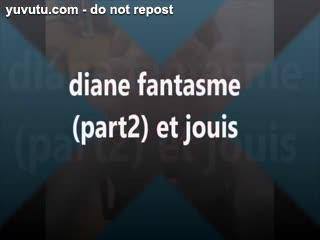 Branlette - DIANE LA TRUIE VEUX UNE QUEUE NOIRE... ELLE FANT...