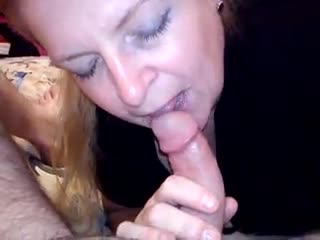 - Quick BJ before a date!