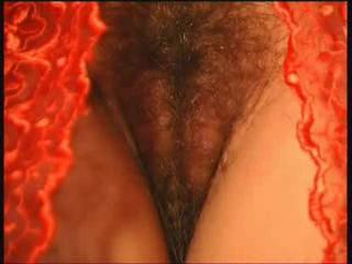 sperme chatte poilue