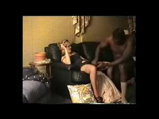 Interracial - Hard Interracial Pounding