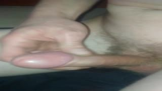 Male Masturbation - cum