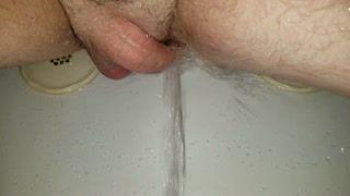 Douche/Bain - bathtub facuet masturbation