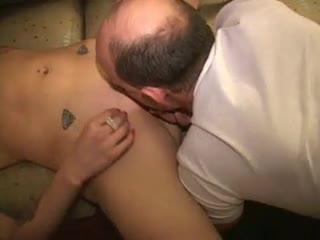 - Natasha Starr squirts and gives foot job at orgy