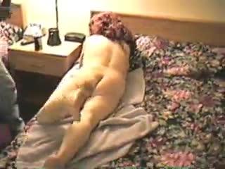 Massage - Angel getting back massage
