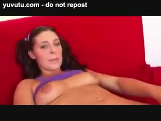 Big Tits - hot babe doesn't need panties