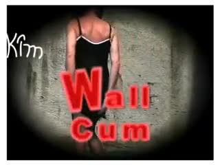 TV - Kim -Wall cum 2 with Futanari
