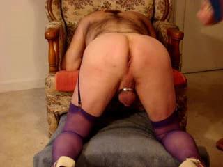 BDSM - Spanked man