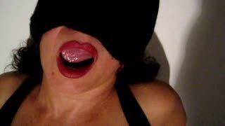 BDSM - bocca