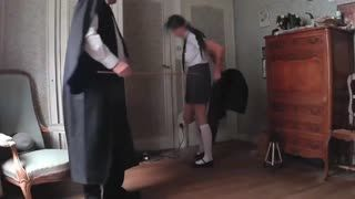 Blow Job - Schoolgirl 3 part 1 of 4