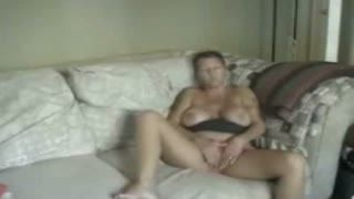 - Horny at her 70s
