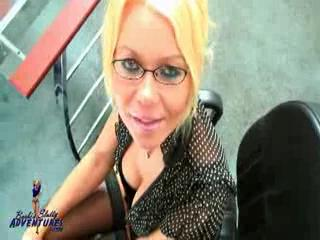 - Naughty Interview with Barbi Sinclair