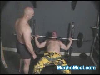 - Guys Sucking Cock at the Gym