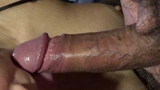 Schwanzblasen - Ana me chupa la pija / Ana sucks my dick