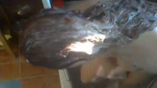 - shower fan