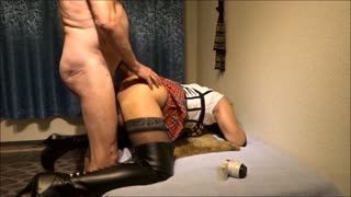 Anal - Crossdresser bitch