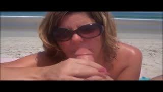 Blow Job - pompino in spiaggio