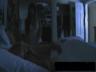 Mature - Horny huge tits MILF Jenna Moore enjoys having s...