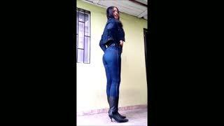 Flashing/Public - Modelando Jeans