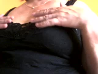 Tit Massage - Abbey camming at work