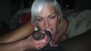 Blow Job - Servicing the balls