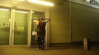 Travestiti - Tess on late night cruising