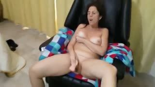 Masturb. féminine - jugando sola