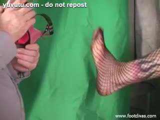 BDSM - Shoe and Foot Sniffing