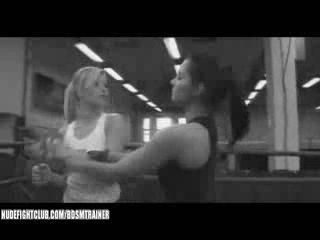 Fetish - Lucy Belle VS Donna Bell