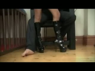 Fetish - Gorgeous Ass Spanked