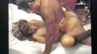 Missionary - AndreaSex fucked in missionary style and receivi...