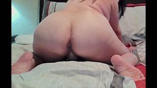 BBW/Chubby - Finally got fucked!