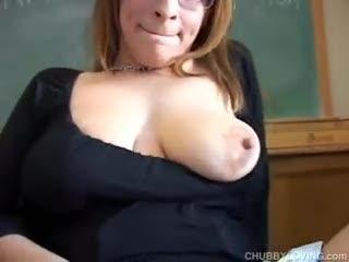 BBW/Chubby - Busty chubby amateur babe