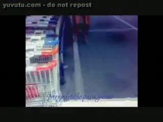 - Meando en los aparcamientos