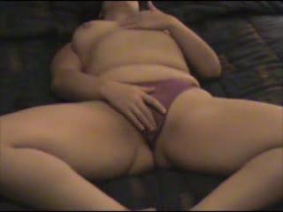 - Panty rub