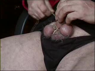 BDSM - La ficelle