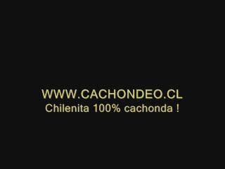 - Rubi chilena chilenita bien cachonda pelicula xx...