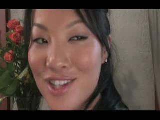 Asian lesbian bdsm threesome