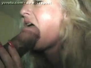 Blow Job - SHE LOVES TO SUCK COCK AND EAT CUM