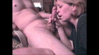 Blow Job - Mature Canada cock sucking slut
