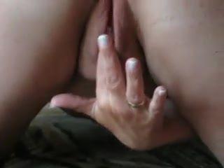 Female Masturbation - Meine geile Ehestute !